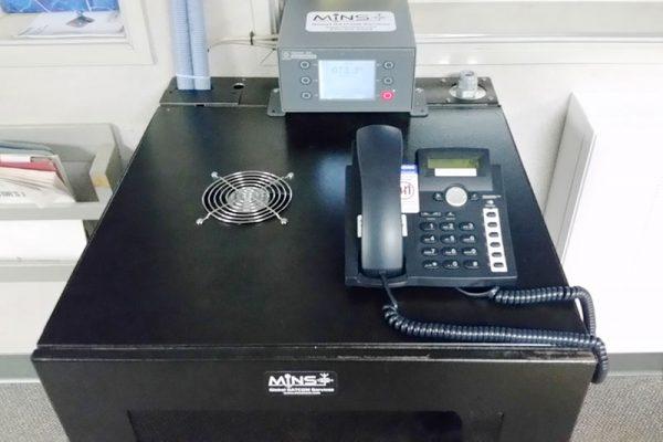Satcom system installation