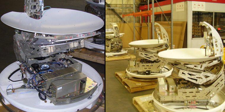 ORBIT AL-7103-MKII   Orbit Communication Systems