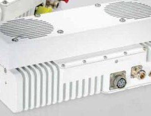 BUC 8W Ku-Band STD 24V M&C AGILIS