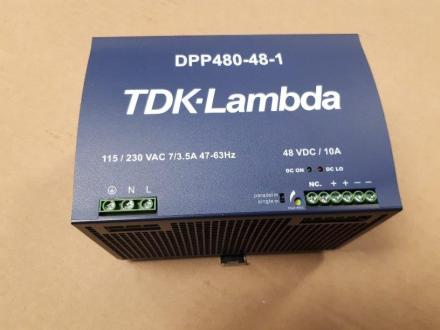 Power Supply Unit 48V 10A 480W