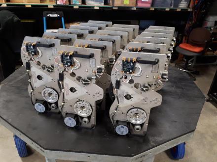 SERVO Drive Module X Y Z AXIS COM 3 AL-7103