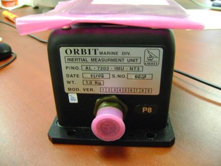 Top Assembly Internal Measurement Unit AL-7203