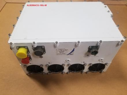 AGILIS 100W C-Band BUC 96-264 VAC