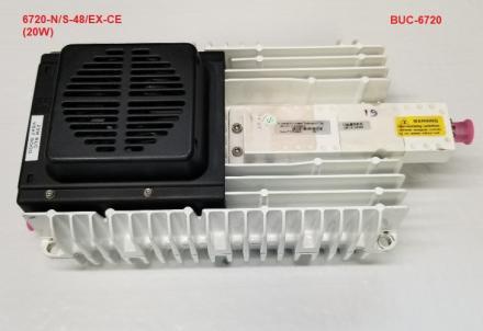 BUC 20W C-Band STD 48V-EX M&C CODAN
