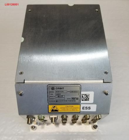 Antenna Control Unit