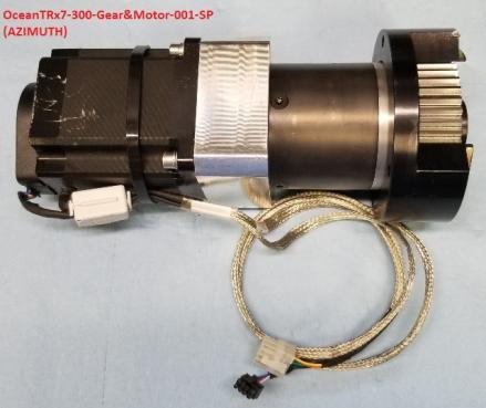 OCEANTRX7-300 AZ Gear & Motor Assembly