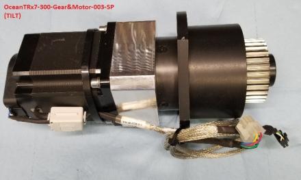 OCEANTRX7-300 TILT Gear & Motor Assembly